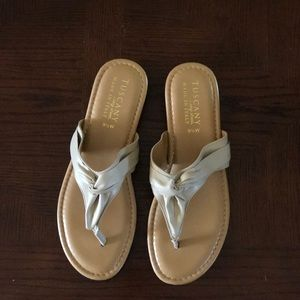 1941ccdc3 Tuscany Shoes - Women s Easy Street Tuscany Maren Thong Sandal